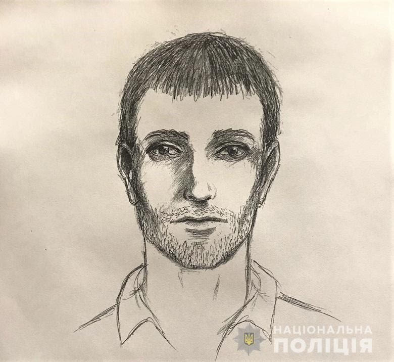 У Києві шукають серійного ґвалтівника, фото — Нацполіція